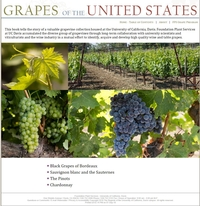 Grapes Of the United States Book Available