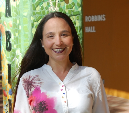 Plant pathology researcher María Florencia Ercoli named to 2019 class of Pew Latin American Fellows