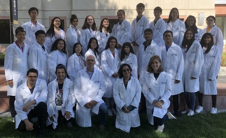 COSMOS Program in Plant Microbiology